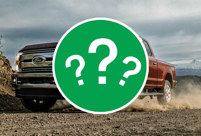 How Much Does a Ford F350 Super Duty Weigh? [ 13 EXAMPLES ]