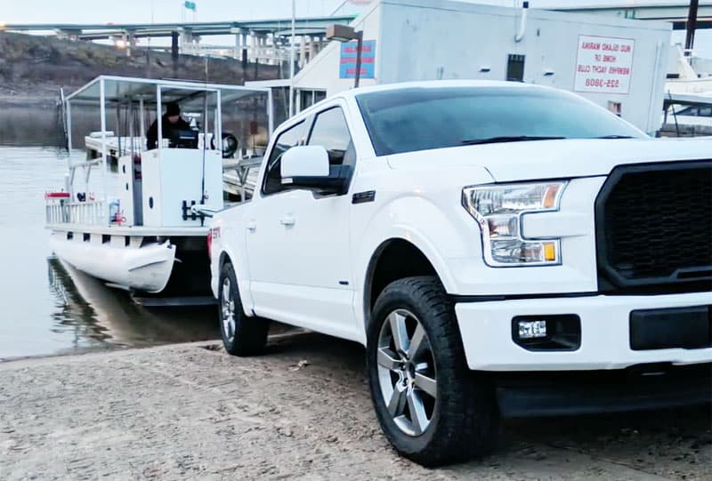 What's Included in a Towing Package