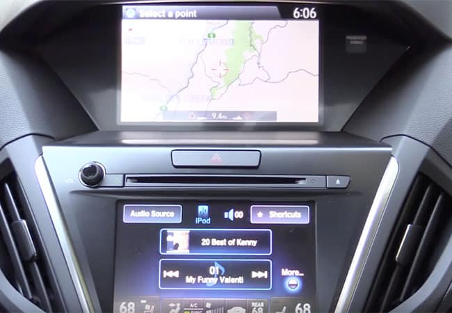acura mdx navigation update download