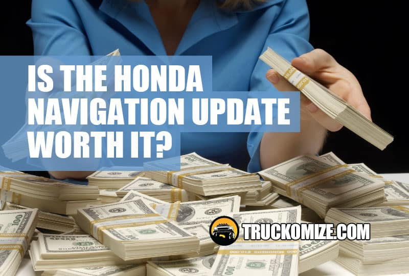Is the Honda Navigation Update Worth It? ** MUST READ !! **