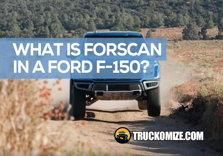 what is FORScan f150