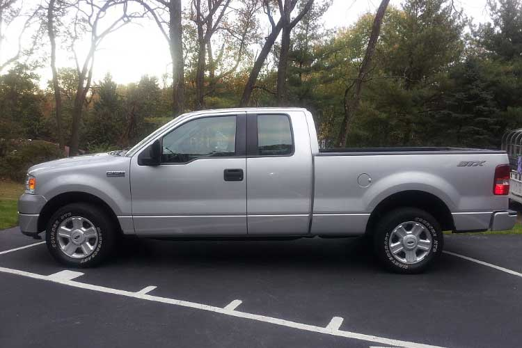 best years for f150